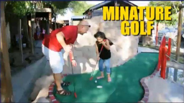 Minature Golf at THE SPOT image