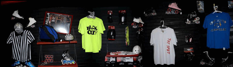 The Pro Shop | Roller Skates & Accessories Sales | thespotskatingrink.com