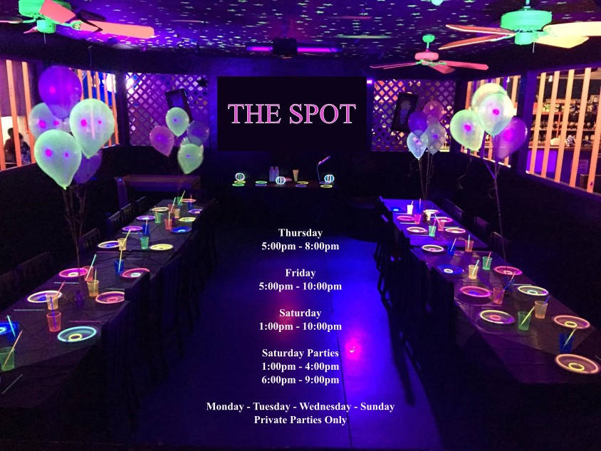 The Spot Skating Rink - Del Rio's Party Place | thespotskatingrink.com
